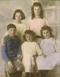 Bradbury family